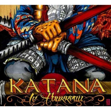 """Album Cd """"Katana - Le Fourreau"""""""