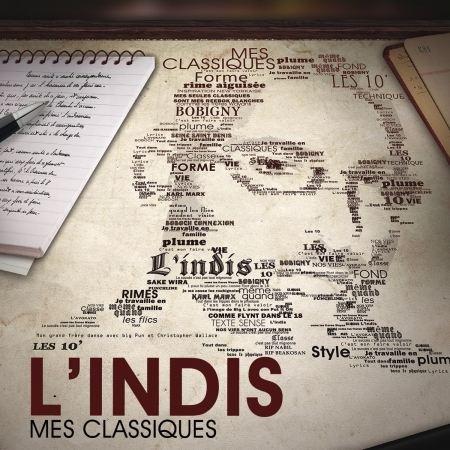 """album vinyle L'Indis """"Mes classiques"""""""