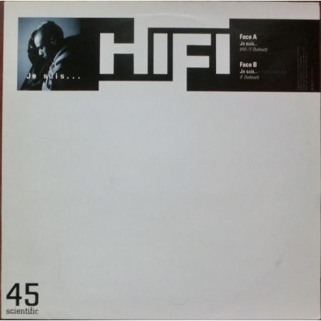 """Maxi vinyle HIFI """"Je suis"""""""