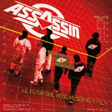 """Album vinyle """"Assassin """"- Le futur que nous reserve-t-il ?"""