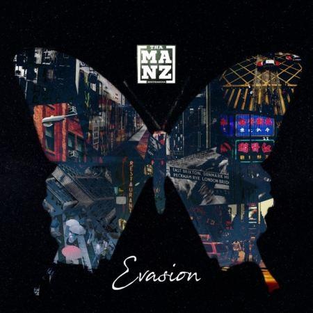 """Album tha manz """"evasion"""""""
