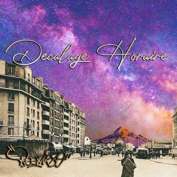ALBUM CD REEMK80 DÉCALAGE HORAIRE de  sur Scredboutique.com