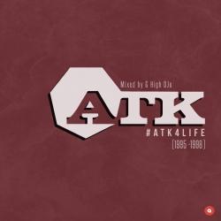 """ALBUM CD ATK """"ATK4LIFE """" (1995-1998) de  sur Scredboutique.com"""