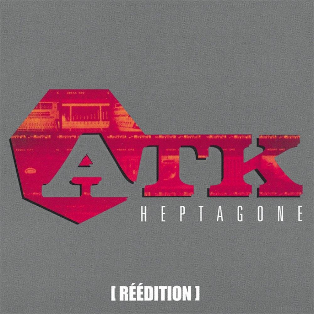 """ALBUM CD ATK """"HEPTAGONE """" RÉÉDITION de  sur Scredboutique.com"""