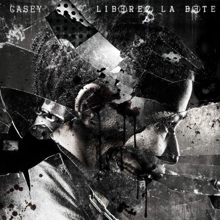 """ALBUM VINYLE CASEY """"LIBÉREZ LA BÊTE"""""""