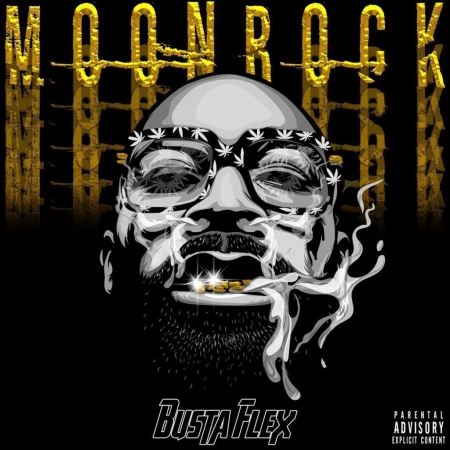 "Album Cd ""Busta Flex-Moon Rock"""