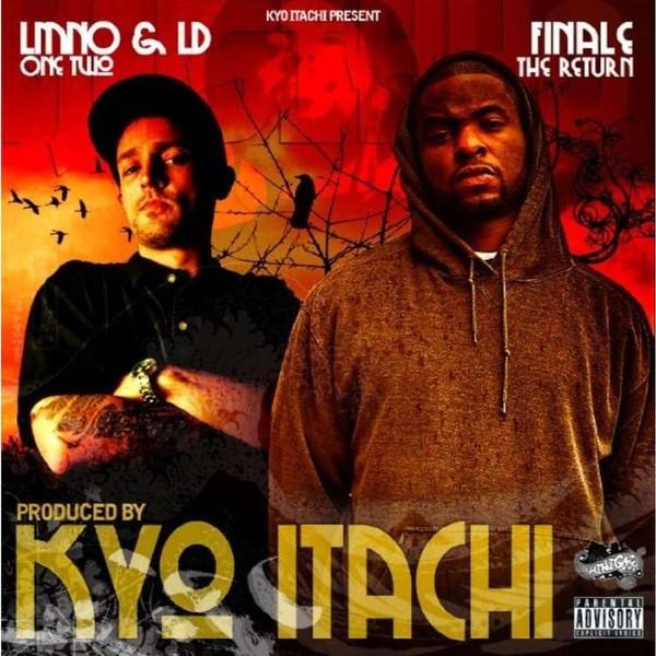 ALBUM VINYLE Kyo Itachi Present LMNO (2) & LD (2) / Finale – One Two / The Return de  sur Scredboutique.com