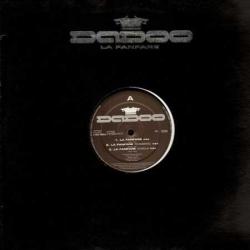"""ALBUM VINYLE DADOO """" LA FANFARE"""" de  sur Scredboutique.com"""