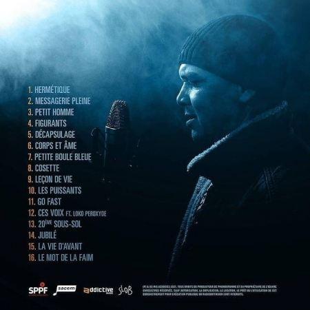 "ALBUM CD PACO "" CORPS ET AME """