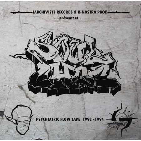 """Album vinyle SOUL CHOC """" Psychiatric Flow Tape  1992 - 1994 """""""